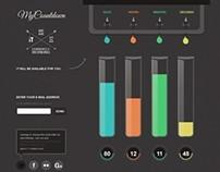 MyCountdown - WordPress Coming Soon Page