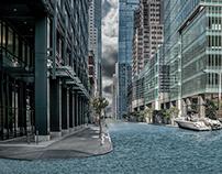 City Seascapes