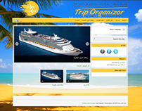 Trip Organizer Travel Agency