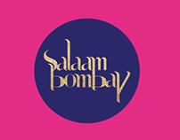 Salaam Bombay Branding