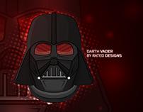Darth Vader Illustration