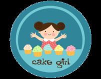 Branding - Cake Girl