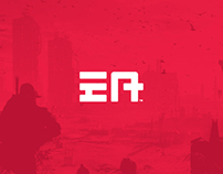 EA Games Rebrand