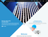 CBS Architecture Construction And Solutions Bootstrap