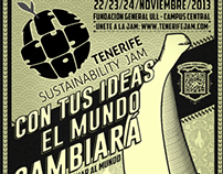 Global Sustainability Jam Tenerife - Makineco