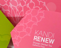 Kandi Organic Herbal Tea