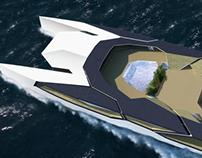 Belvédère yacht