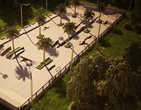 Concrete SKATEPARK Design