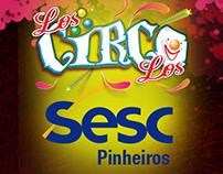 Los Circo Los no SESC Pinheiros (BR)