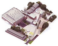 Redevelopment of Królowa Luiza Mining Museum in Zabrze