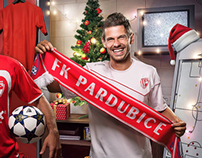 FK Pardubice Happy easy year