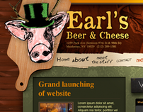 Earl's Wordpress