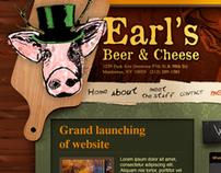 Earl's Wordpress