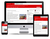 Swissroll.info redesign