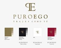 Puro Ego - Creación de marca