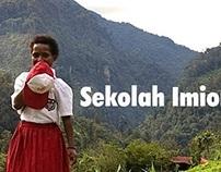 Kampanye Pendidikan di Timika (Education Campaign)