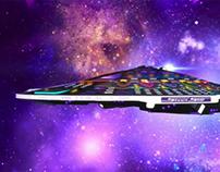 SpaceToon KIDS TV ID