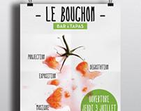 Identité / Bar tapas Le Bouchon