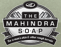 Mahindra Father's Day Soap-on-a-rope