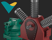VALE - 3d Valves and Brake Systems