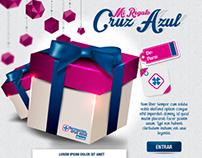 Proposal Application for Facebook  Mi Regalo Cruz Azul