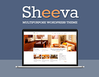 SHEEVA – MULTIPURPOSE WORDPRESS THEM