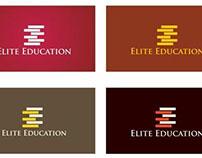 """Logo for """"Elite Education"""""""