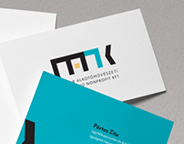 Identity redesign concept for MANK