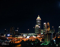 ATL: Nightscapes & Skylines