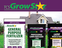 TCS Growstar Packaging and Merchandising banner