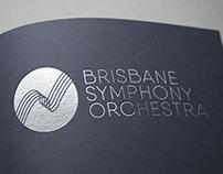 Brisbane Symphony Orchestra: rebranding project