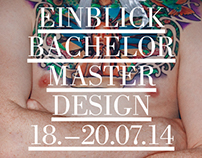 Artwork for the Bachelor Audition 2014