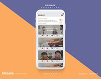 Opinapp webapp