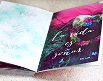 Visual book design & photo