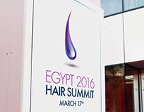 L'oreal Egypt First Hair Summit Branding