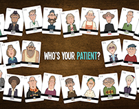 Osteoporosis - Guess who is your patient