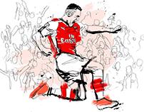 Premier League TV promo animation: Arsenal v Spurs