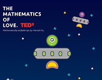 """20-Second TED Talk """"The mathematics of love."""""""