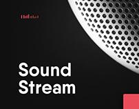 Sound Stream App
