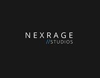 Nexrage Studios Logo