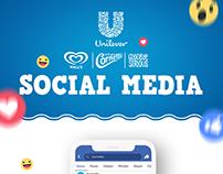 Unilever Pakistan Social Media