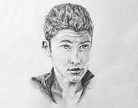 Shawn Mendes Drawing