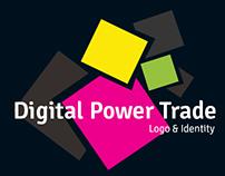 Digital Power Trade Logo | مؤسسة القدره الرقميه