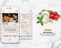 FOODLE - Food UI/UX app