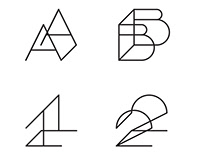 Isometype typeface - Free font