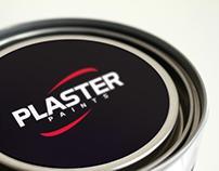 PLASTER PAINTS   REBRANDING