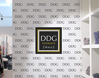DDG fashion wall