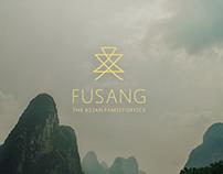 FUSANG WEBSITE DESIGN