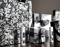 Floral Holiday Packaging