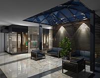 Projeto Loja Rolex- Arquitetura de Interiores 8º sem.